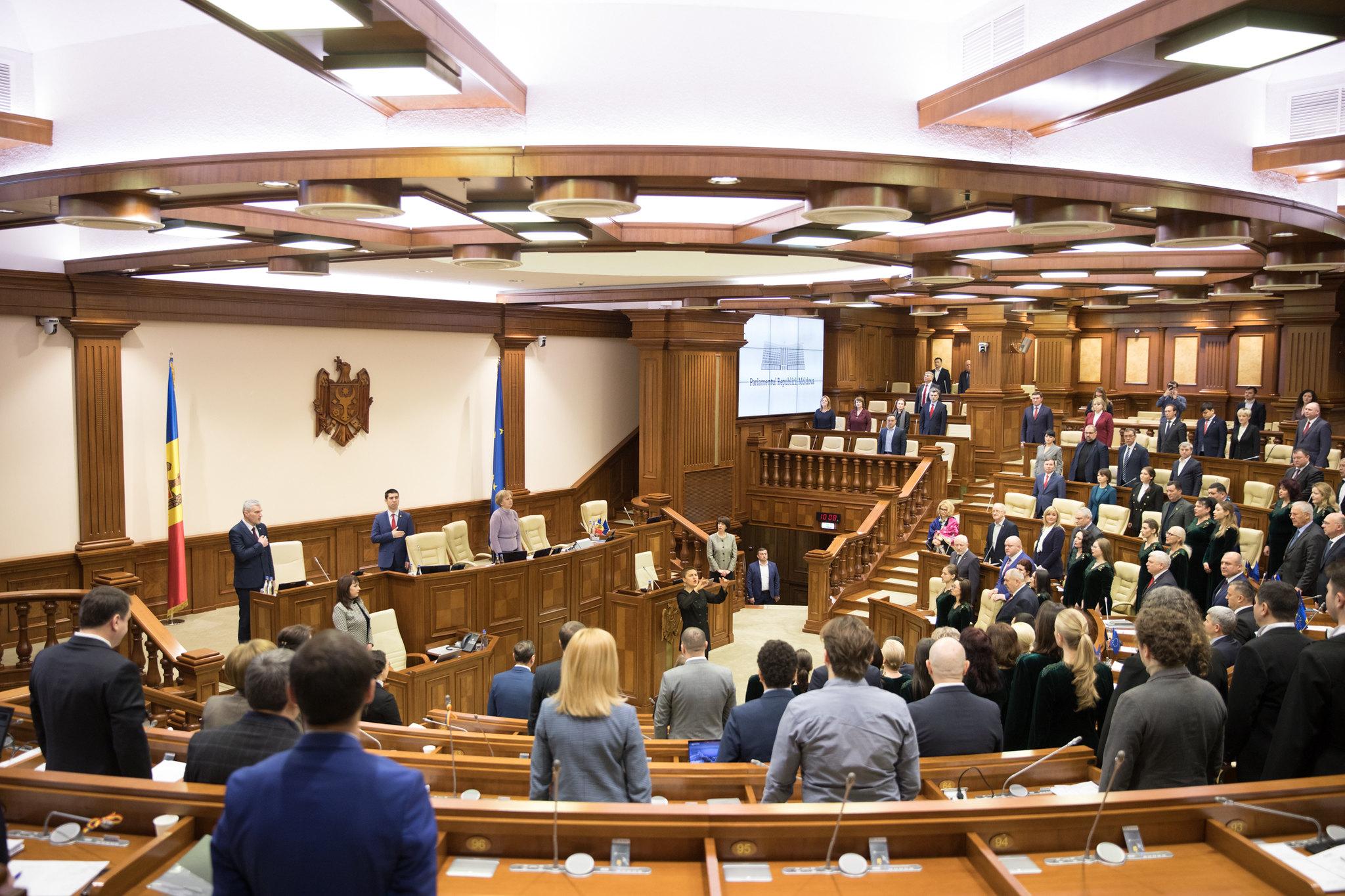 06.02.2020 Ședința plenară