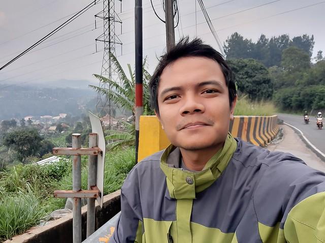 Selfie Galaxy A51