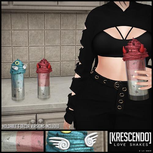 [Kres] Love Shakes