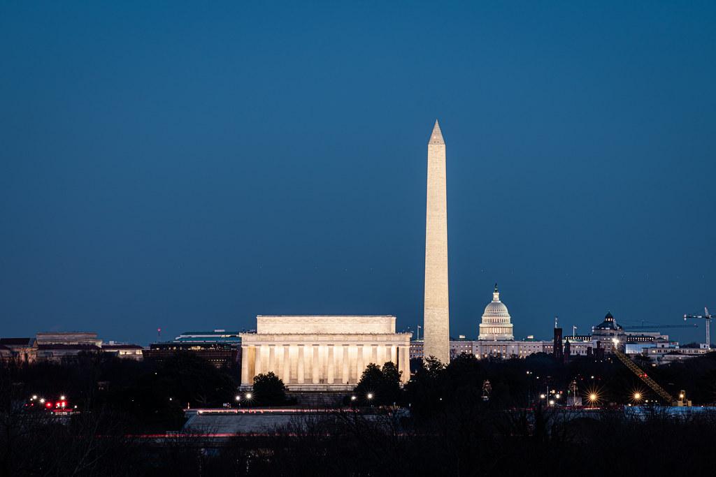 Netherlands Carillion View of Washington DC | Geoff ...