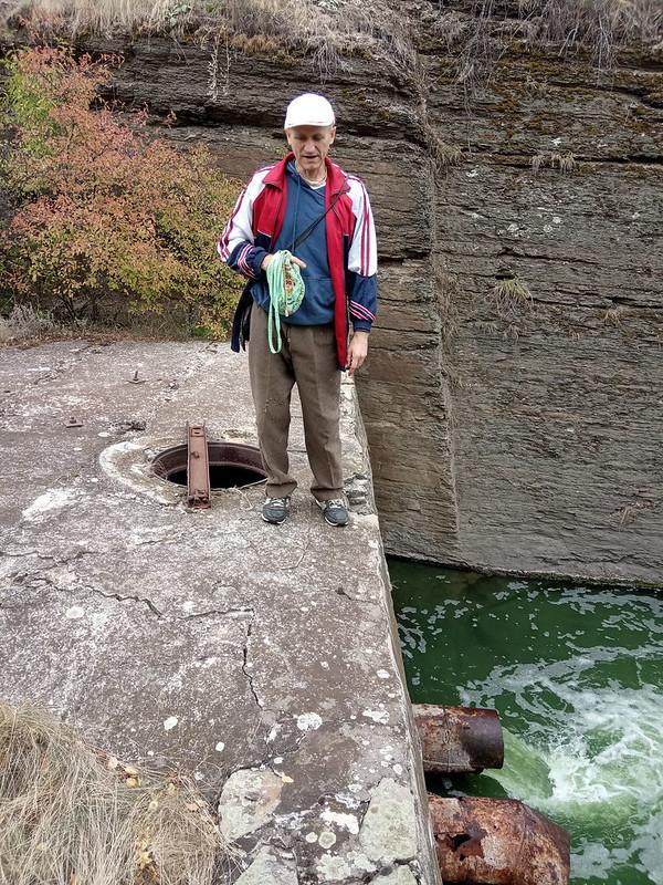 Нижняя Навадвипа осень 2019 - поход к месту старой водяной мельницы