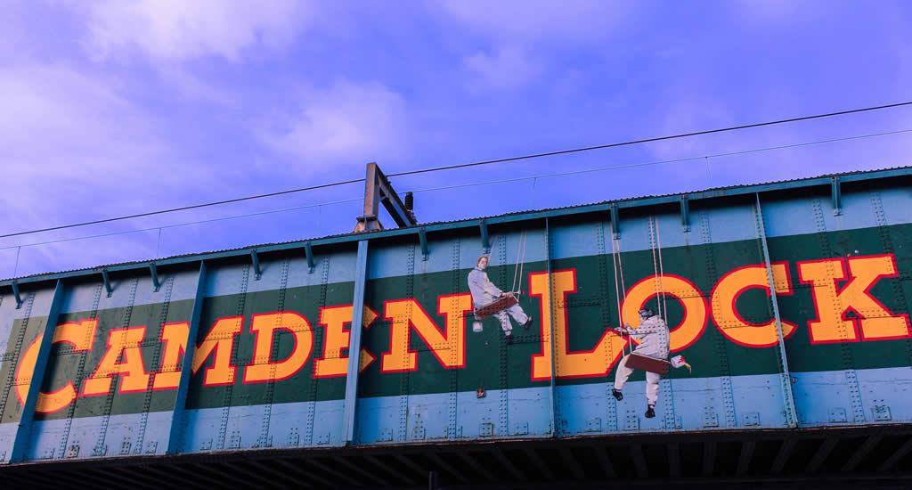 Weekend Londen: Camden Lock & Regent's Canal | Mooistestedentrips.nl