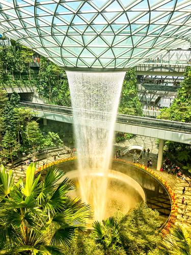 Jewel Changi Airport, Singapore - Explore