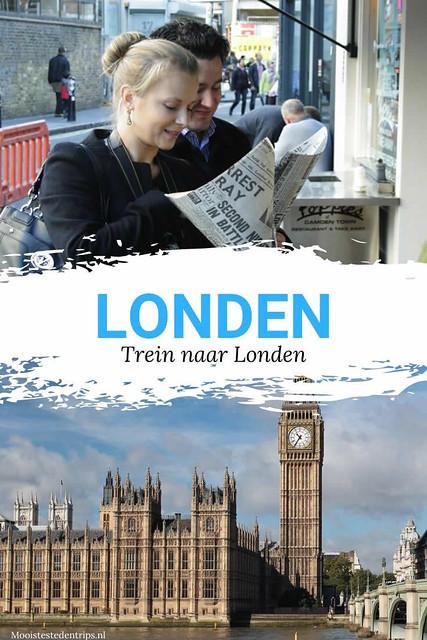 Trein naar Londen: de leukste tips voor een weekend Londen | Mooistestedentrips.nl