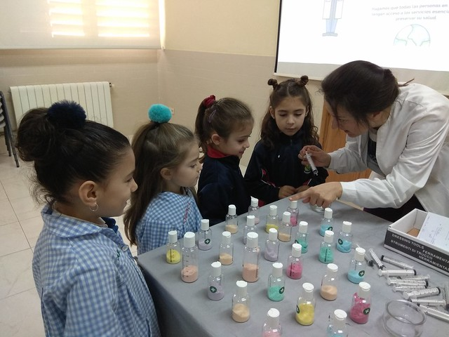 Farmacéutica-Infantil 5 años