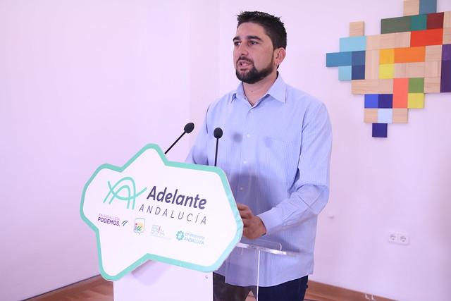 Ismael - Adelante Andalucía