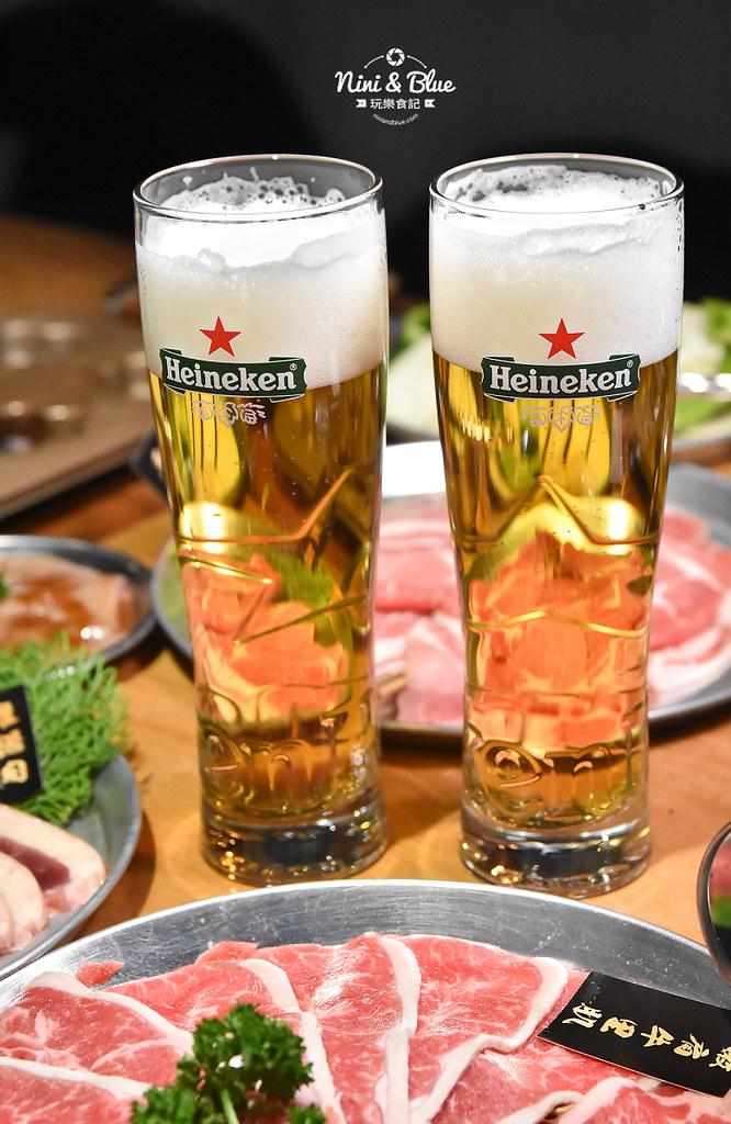 胖肉爺 台中燒肉 居酒屋啤酒42
