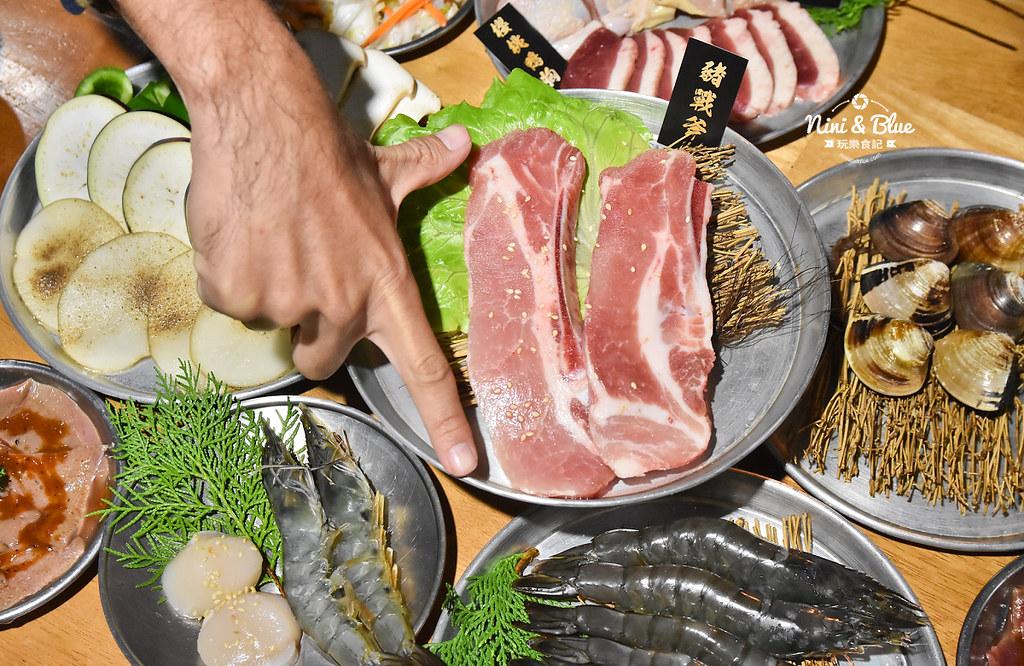 胖肉爺 台中燒肉 居酒屋啤酒22