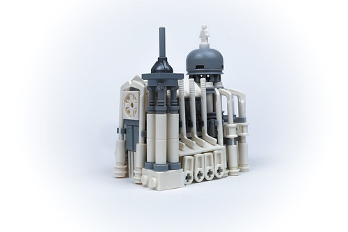 Microscale Cathedral