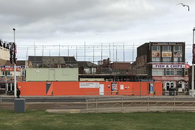 Easyhotel, Blackpool