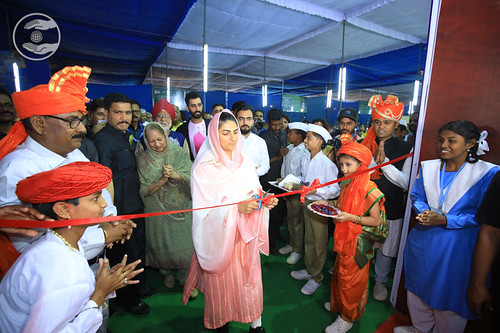 HH inaugurated Kids Exhibition