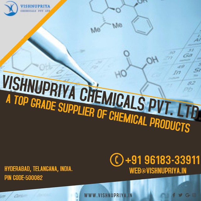 Top Rated Chemical Companies In Hyderabad!!