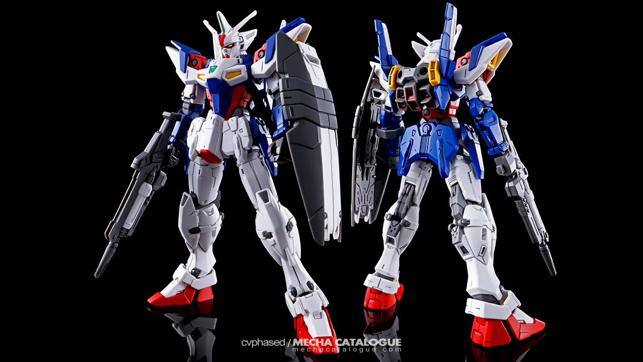 G-UNIT Re:OPERATION! HGAC Gundam Geminass 01