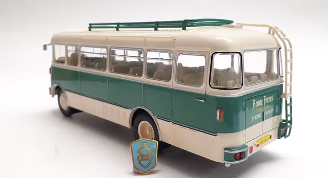 Berliet PLA 5CS. 1957