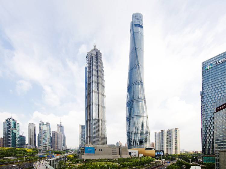 Shanghai Tower, China