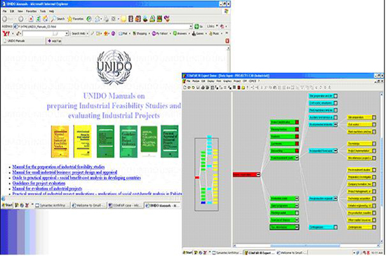 working with COMFAR III Expert 3.0 Full license