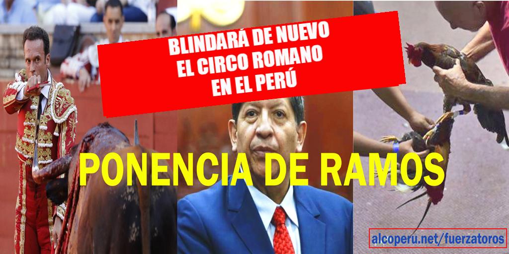 Ponencia de Ramos Núñez es un alegato a favor de la tortura y la crueldad