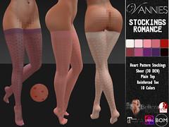 VANNIES Stockings Romance