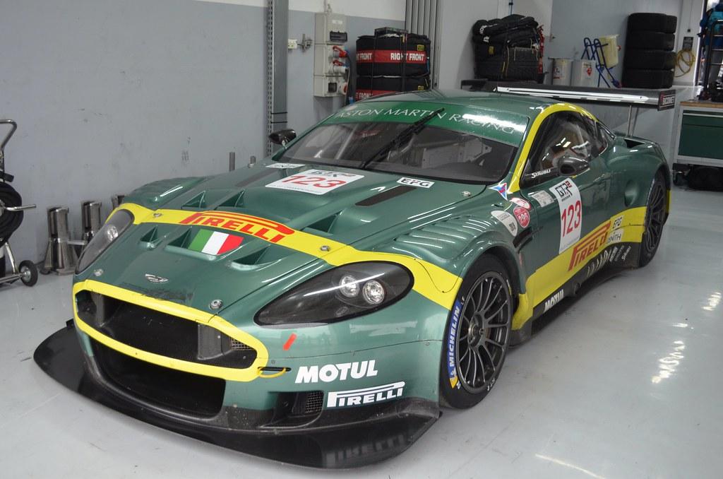 Aston Martin Dbr9 Gt1 Benoits15 Flickr