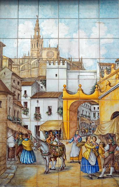 Street Scene Tiles