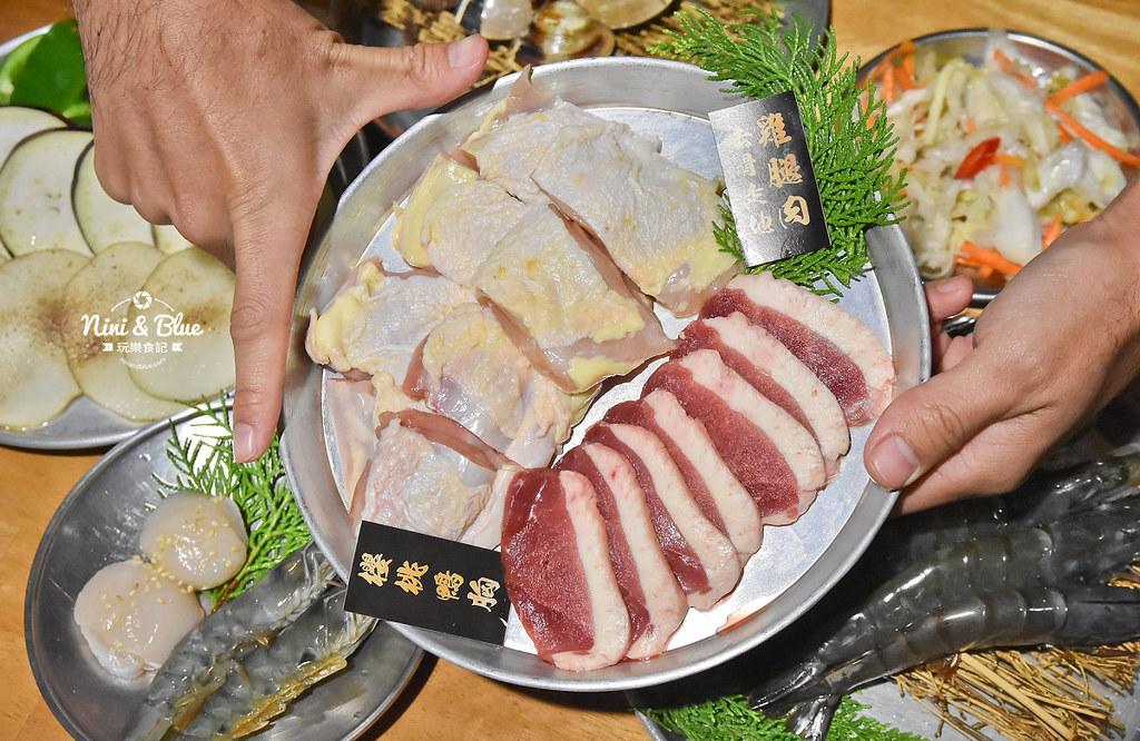 胖肉爺 台中燒肉 居酒屋啤酒19