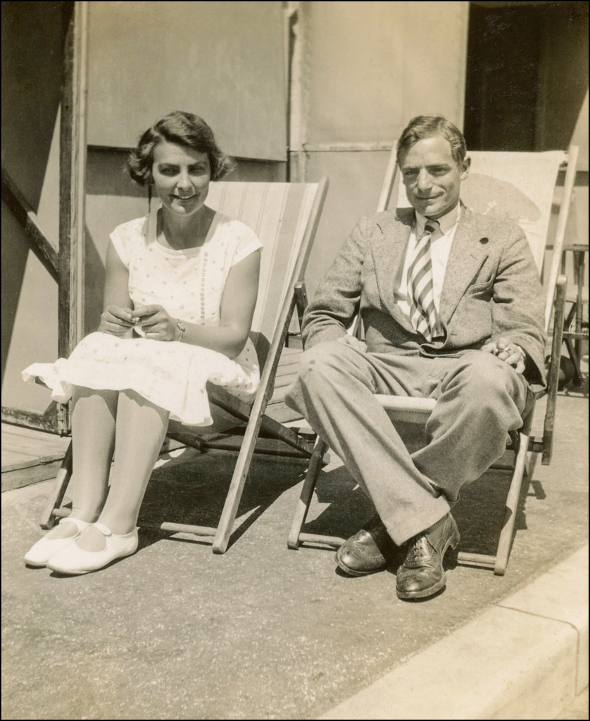Husband & Wife, July 1931