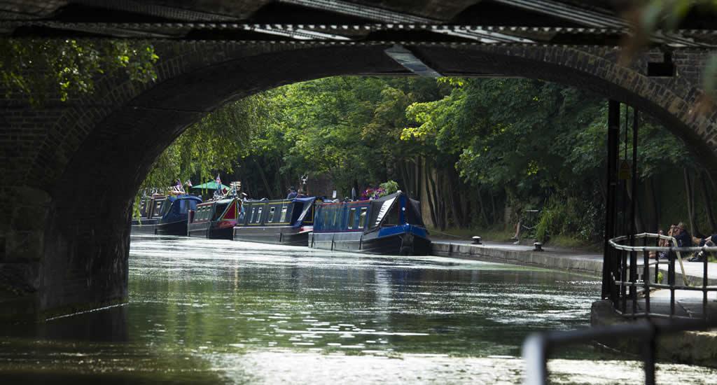 Weekend Londen, wandelen langs Regent's Canal | Mooistestedentrips.nl