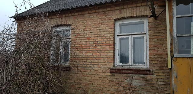 Domek w Kościukach.