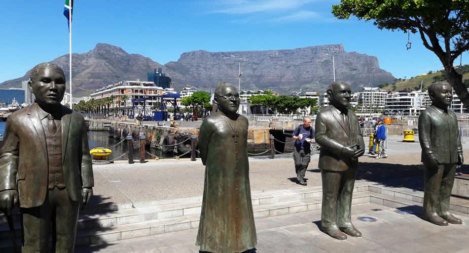 Bezienswaardigheden Kaapstad: V&A Waterfront | Mooistestedentrips.nl