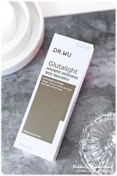 DR.WU 達爾膚 潤透光密集淡斑精華