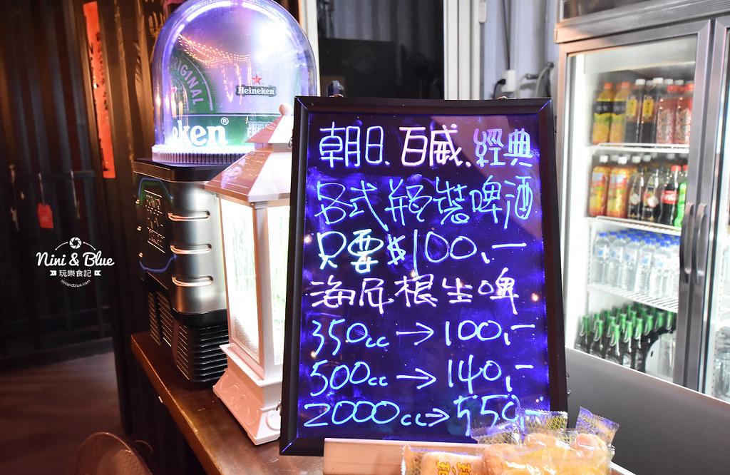 胖肉爺 台中燒肉 居酒屋啤酒13