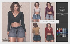 [WellMade] Patrice Outfit