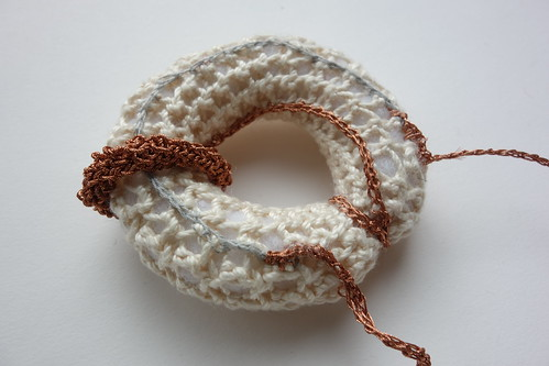 Crochet donut potentiometer
