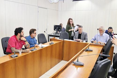 1ª Reunião Ordinária - Comissão de Educação, Ciência, Tecnologia, Cultura, Desporto, Lazer e Turismo