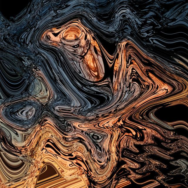 Abstrakt / abstract #5 - #4
