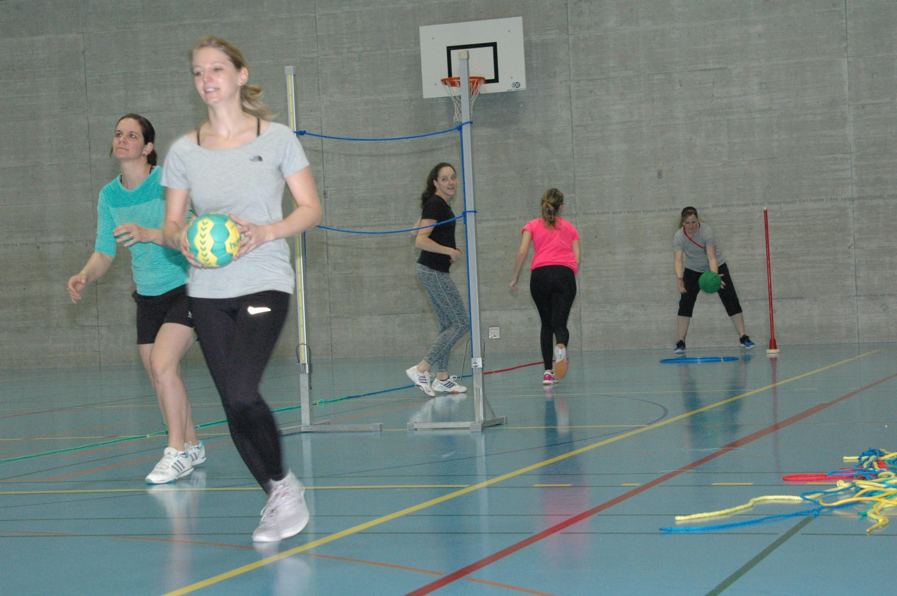 Training Damen