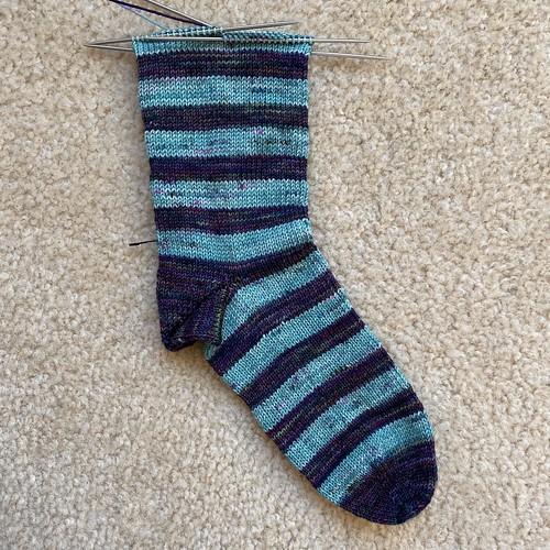 Broom Rider Socks
