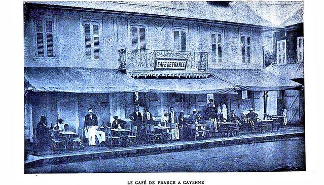 Cafe of France, Cayenne