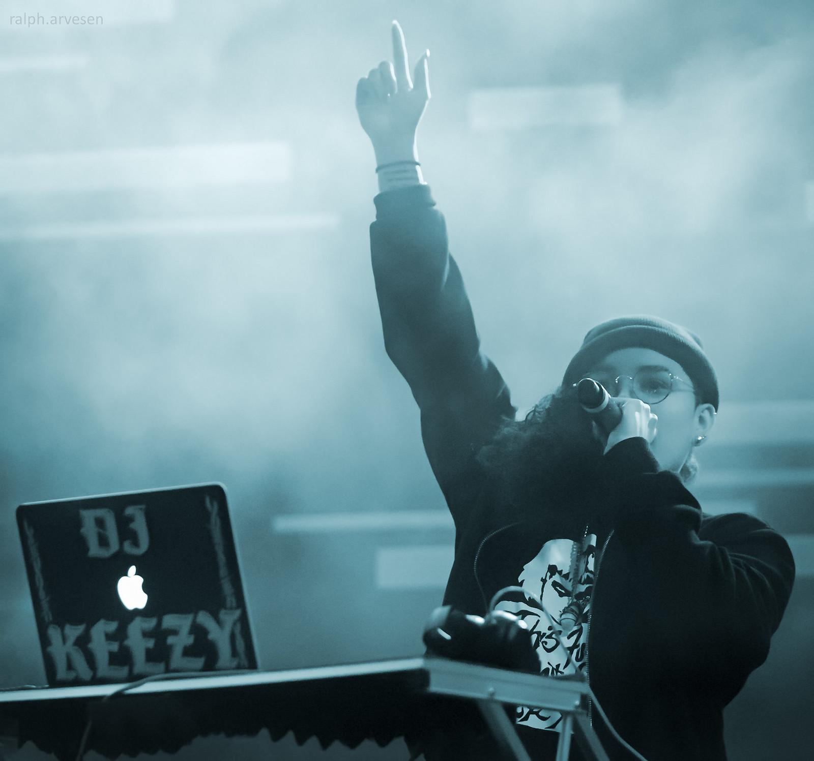 DJ Keezy | Texas Review | Ralph Arvesen
