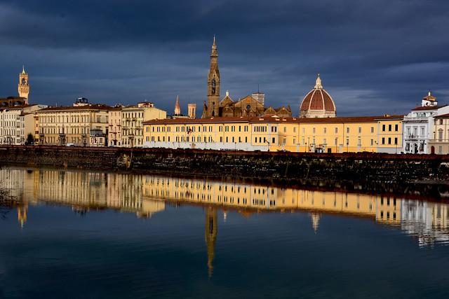 Lumiére sur Florence Italie_5889