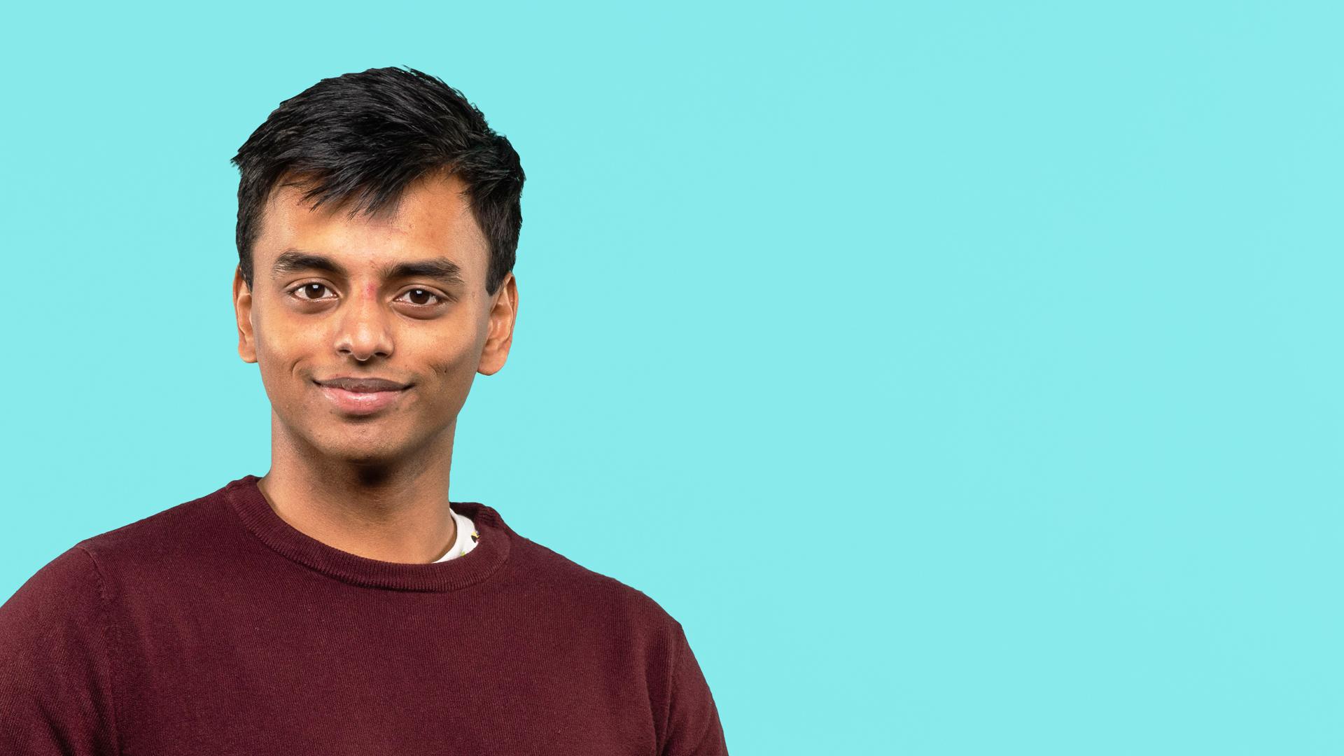 Jey Ashokkumaar profile image.