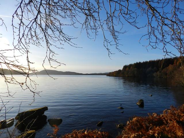 Loch Duntelchaig, Strathnairn, Nov 2019