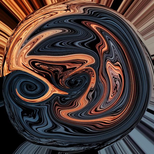 Abstrakt / abstract #5 - #5