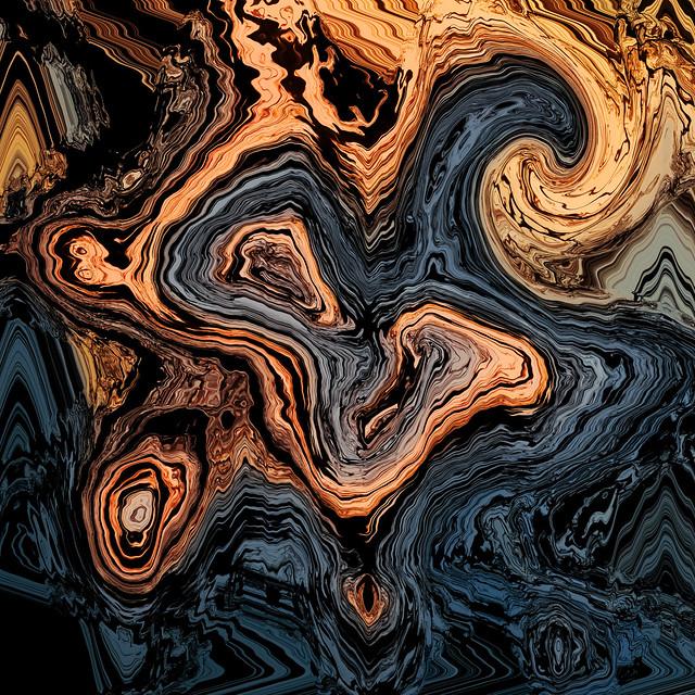 Abstrakt / abstract #5 - #1