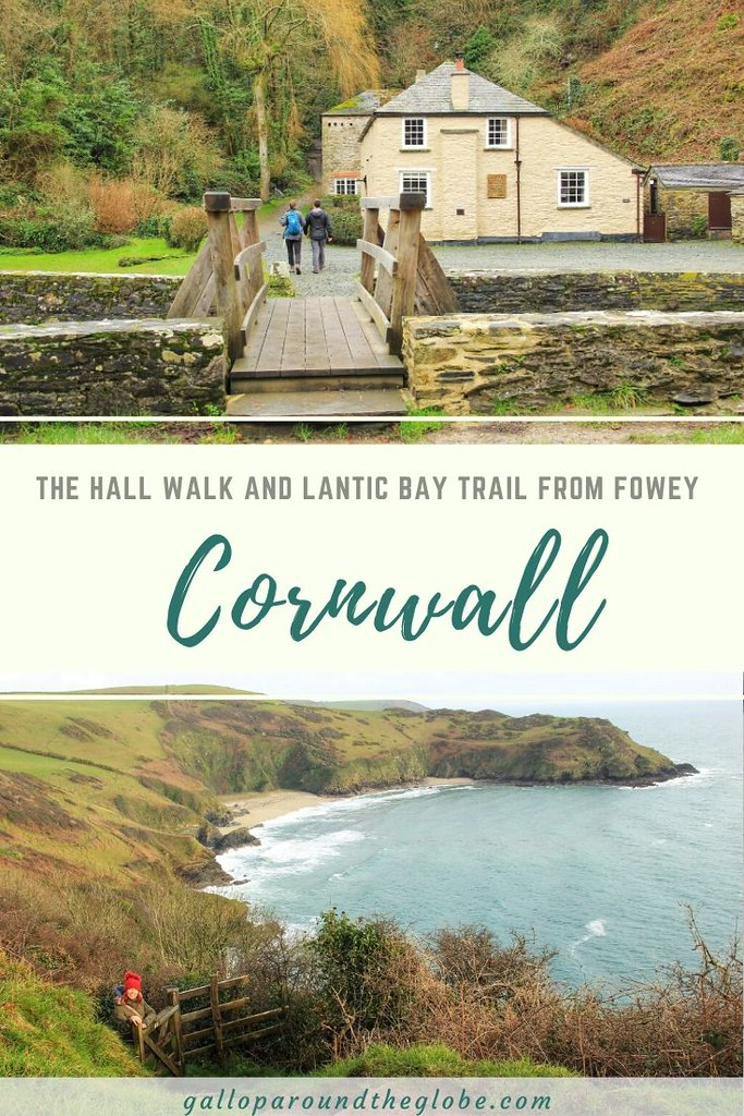 Walks in Cornwall_ The Hall Walk and Lantic Bay Trail from Fowey _ Gallop Around The Globe