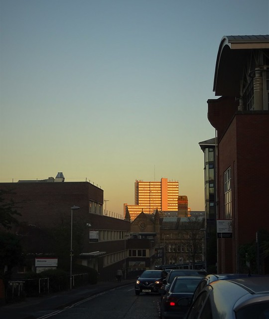 View from Chaucer Street