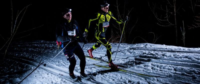 Závod Noční stopa Valachy se vsobotu 8. února uskuteční, zachránilo ho sněžení