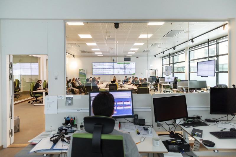 ECDC Emergency Operations Centre