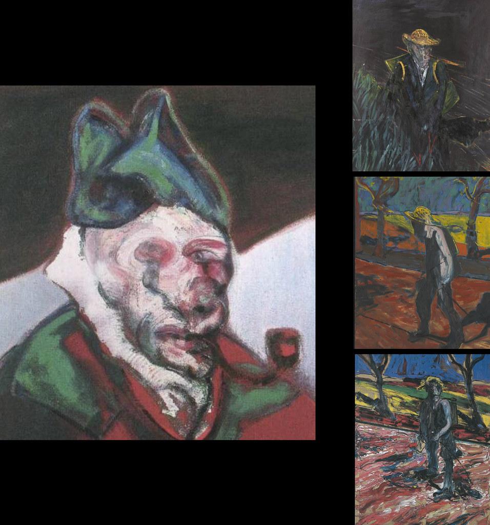 Vicent Van Gogh & Francis Bacon