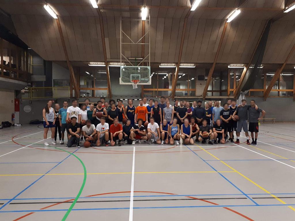 Baloncesto en Universidad de Amberes